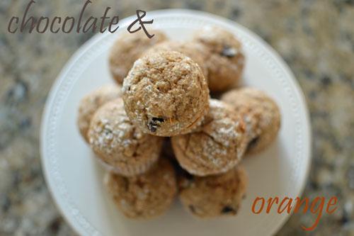 Orange Chocolate Muffins - The Well Floured Kitchen